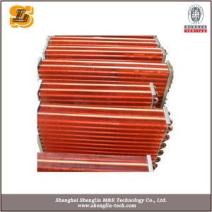 Copper Tube Aluminium Fin Air Conditioner Condenser pictures & photos