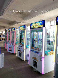 Set in Mall Gift Toy Crane Machine / pictures & photos