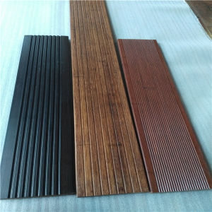 Oiled Prefinished Good Density Solid Bamboo Decking for Outdoor
