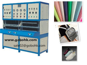 Factory Kpu/TPU Shoe Cover Making Machine pictures & photos