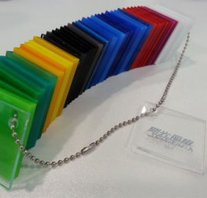 China Casting Acrylic Sheet with Various Colors Available - China ...