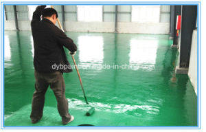 Epoxy Resin Protective Floor Paint for Building Use-