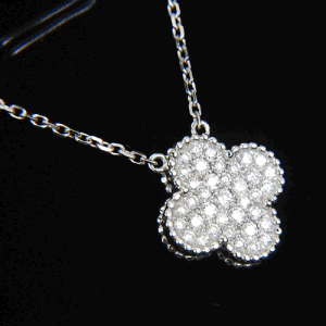 Fashion Synthetic Diamond Flower Shape Jewelry pictures & photos