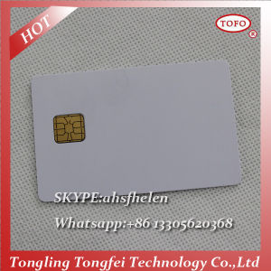 Contact Blank Card with Sle5542 Chip pictures & photos