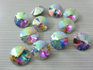 Fashion Loose Beads Point Back Decorative Stone for Clothes pictures & photos