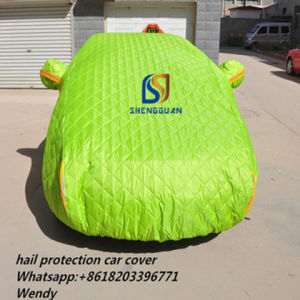 Hail Protection Car Cover >> 2016 New Design 3 Layer Or 4 Layer Hail Storm Protector