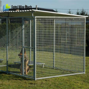 Heavy Duty Durable Black Finish Dog Kennels for Sale