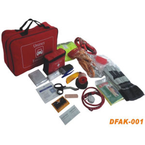 Auto Emergency Breakdown Roadside Car Tool Kit (DFAK-003) pictures & photos