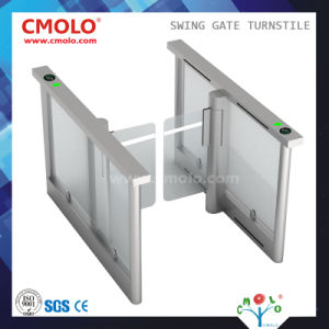 Entry Security Waist High Turnstile (CPW-322CS)