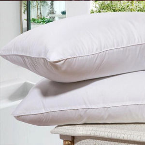 Hotel Pillow with Hollow Fiber Filling (DPF2539) pictures & photos