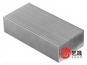 Aluminum Extrusion Profiles Taiwan To218 Heat Sink (EP122)