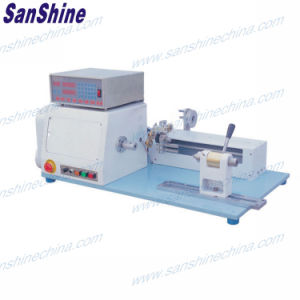 Automatic High Torsion Long Traverse Length Thick Wire Coil Winding Machine (SS851A) pictures & photos
