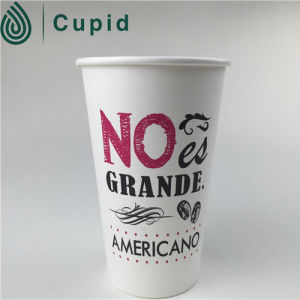 New Design Disposable Thick Wall Paper Cups for Hot Coffee pictures & photos
