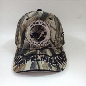 3c0674ac046 Fashion 100% Cotton with Custom Embroidery Military Army Camo Baseball Cap