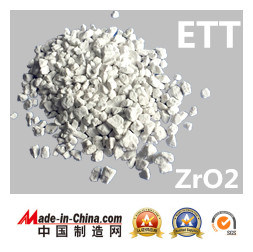 White and Black Zro2 Zirconium Dioxide Evaporation Material pictures & photos