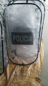 Riot Control ABS/PC Shields/ Anti-Riot Shields for Police and Army pictures & photos