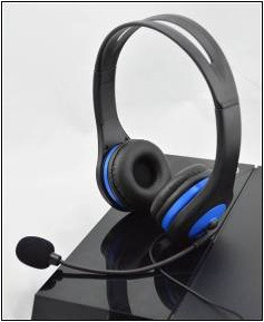 Game Earphone/Headset for PS3/PS4/PC/MacBook pictures & photos
