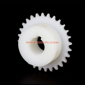 OEM Precision Small Nylon Plastic Internal Ring Chain Gear for Toy pictures & photos