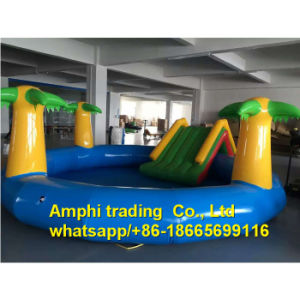 Best Selling PVC Inflatable Swimming Pool, Inflatable Water Pool Toys