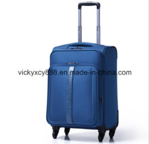 Built-in Waterproof Wheeled Trolley Boarding Luggage Case Bag (CY6843) pictures & photos