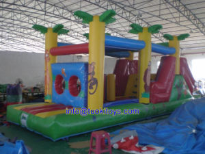 Colorful Inflatable Obstacle Accept OEM and ODM (A553)