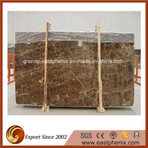 Turkey Light Crystal Emperador Mable Slab for Countertop