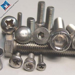 High Quality Stainless Steel Hex Bolt Hex Head Bolt and Nut