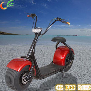 Newest! ! ! Smart and Cool Short Transport Electric Scooter 1000W pictures & photos