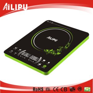 Super Slim Induction Cooker with CB/CE/EMC Certificate Sm-DC221 pictures & photos