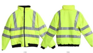 High Visibility Safety Jacket (DFA008) pictures & photos
