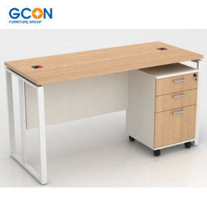 Delicieux Modern Commercial Furniture Executive Office Desk With Side Table And  Cabinets
