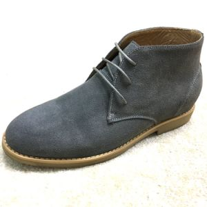 13231cfc0c09 New Design Fashion Men Shoes Fancy Made in China Suede Material Hotsale Mens  Boots