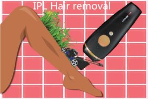 2019 New IPL Hair Removal Home 500000 Flash Ice Cool Care Permanently Laser Hair Removal
