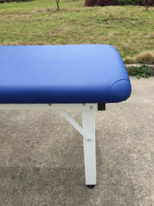 Disassembled Iron Stationary Massage Table Sm-008 pictures & photos
