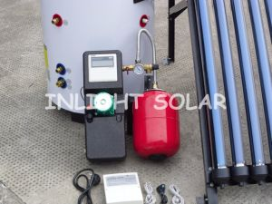 Pump Solar Water Heating System (2 Coils in Tank) pictures & photos