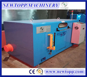 Xj-300/400/500 Double Twist Buncher Machine for Copper Wire pictures & photos