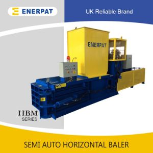 Carton Compress Baler Machine for Sale with Ce