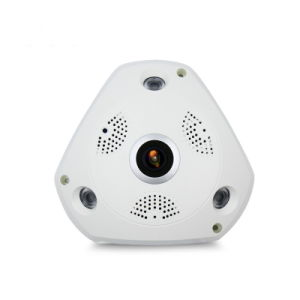 WiFi IP Wide Angle Vr Camera HD Smart 360 Degree