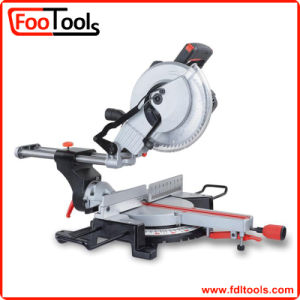10′′ Sliding Induction Motor Miter Saw (220545) pictures & photos