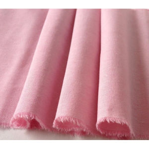 Woven Textile Spandex Stretch Cotton Fabric for Shirt