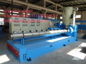 Ce&ISO PE Water Supply Pipe Extrusion Machine
