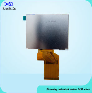 3.5 Inch TFT LCD Screen Display 320 (RGB) X240 Resolution Outdoor and Indoor LCD Display pictures & photos
