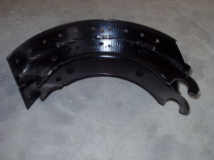 Trailer Parts Axle Brake Shoe Bracket pictures & photos