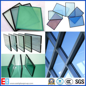 Insulated Glass/Hollow Glass/Double Glazing Glass/Window Glass/Building Wall Glass From China