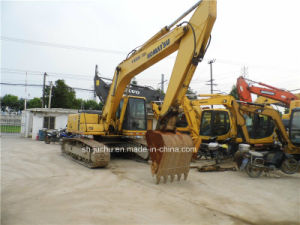 Used Komatsu PC220-6 Crawler Excavator (PC200-7 PC300-7 PC200-6) pictures & photos