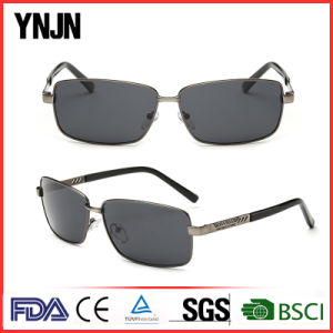 High Quality Square Polarized Mens Sunglasses Glasses (YJ-F8506) pictures & photos