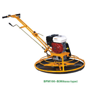 "Power Trowel 36"" /914cm Petrol or Diesel Engine 4.0~5.5HP Bpm100b"