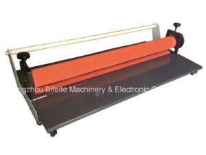 LBS 1000II 39inch Desktop Manual Cold Laminator photo / oil painting film save pictures & photos