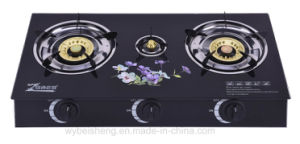 Temperd Glass Gas Stove pictures & photos