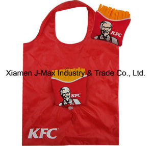 Foldable Shopper Bag, Promotion Bags, Chips Style, Reusable, Lightweight, Grocery Bags and Handy, Gifts, Promotion, Tote Bag, Decoration & Accessories pictures & photos